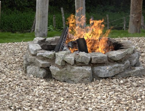 How to Convert a Wood Fire Pit to Gas